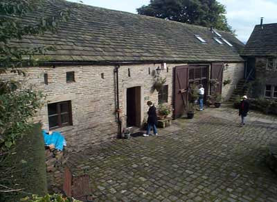 Hollingworth Hall Outbuildings