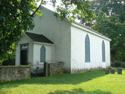 Newark Union Friends Meeting House