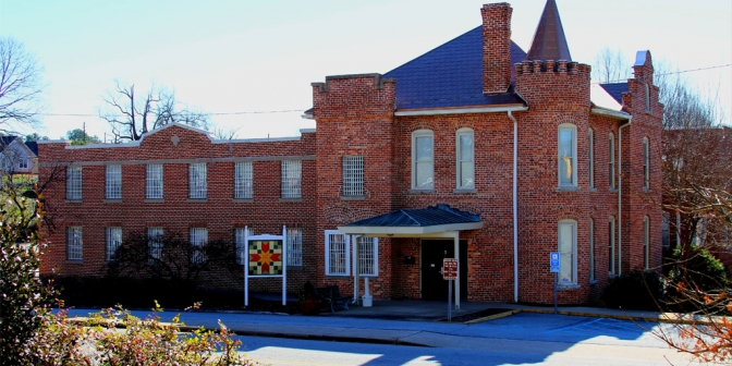 Pickens Co Museum