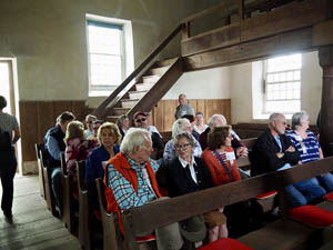 Reunion Group at Kennett Meeting House